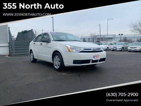 2010 Ford Focus for sale at 355 North Auto in Lombard IL
