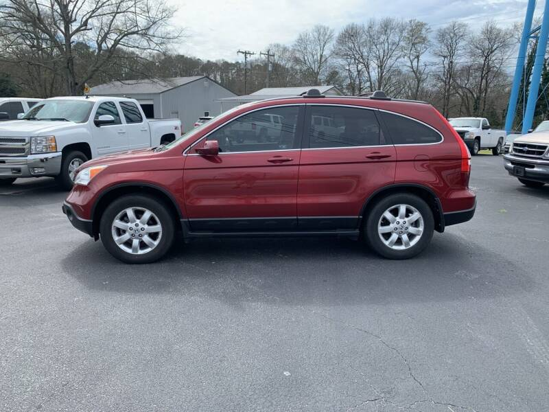 2008 Honda CR-V for sale at Jack Foster Used Cars LLC in Honea Path SC