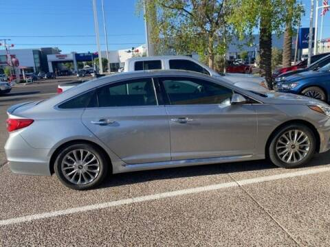 2015 Hyundai Sonata for sale at Camelback Volkswagen Subaru in Phoenix AZ
