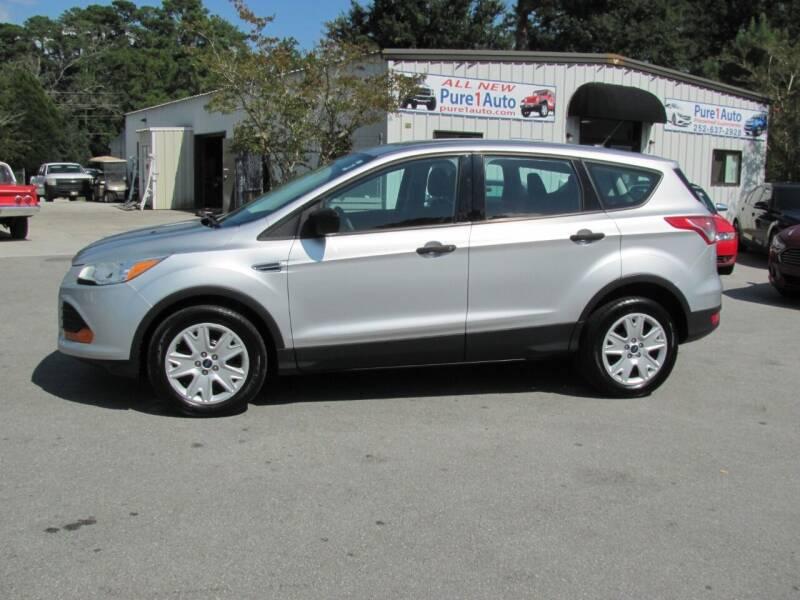 2015 Ford Escape for sale at Pure 1 Auto in New Bern NC