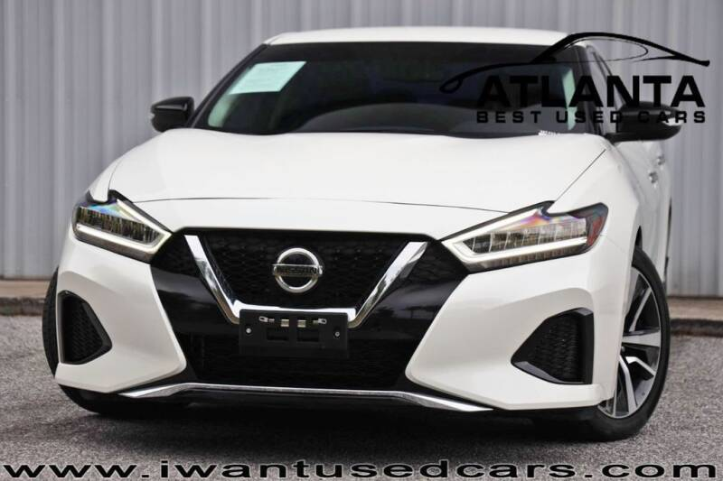 2019 Nissan Maxima for sale in Norcross, GA