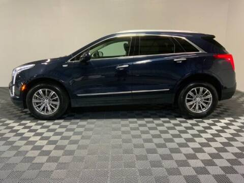2017 Cadillac XT5 for sale at SIRIUS MOTORS INC in Monroe OH