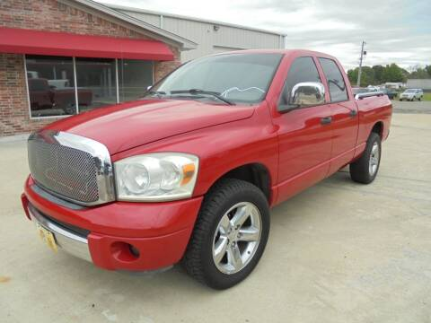 2008 Dodge Ram Pickup 1500 for sale at US PAWN AND LOAN in Austin AR