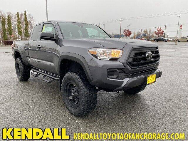 2021 Toyota Tacoma for sale in Anchorage, AK