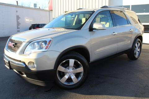 2011 GMC Acadia for sale at Platinum Motors LLC in Reynoldsburg OH