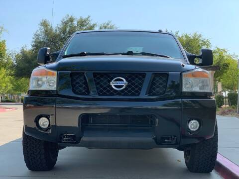 2010 Nissan Titan for sale at Auto King in Roseville CA