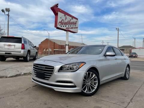 2015 Hyundai Genesis for sale at Southwest Car Sales in Oklahoma City OK