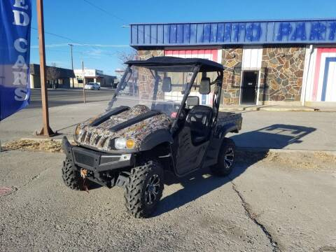 2018 Massimo MSU700 for sale at Bull Mountain Auto, Truck & Trailer Sales in Roundup MT