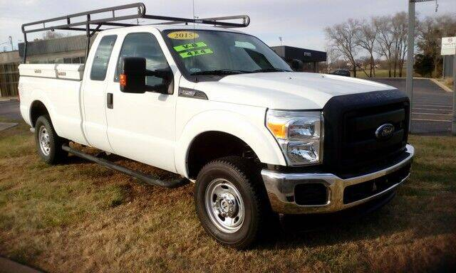 2015 Ford F-250 Super Duty XLT SuperCab Long Be - Topeka KS