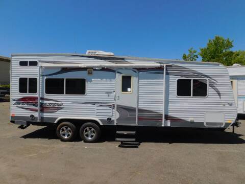 2011 Forest River STEALTH 2410FS