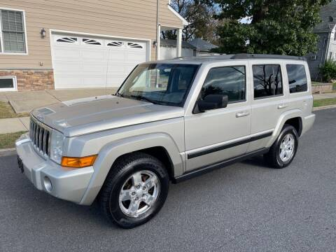 2007 Jeep Commander for sale at Jordan Auto Group in Paterson NJ