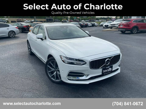 2017 Volvo S90 for sale at Select Auto of Charlotte in Matthews NC