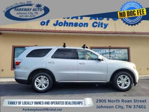 2011 Dodge Durango for sale at PARKWAY AUTO SALES OF BRISTOL - PARKWAY AUTO JOHNSON CITY in Johnson City TN