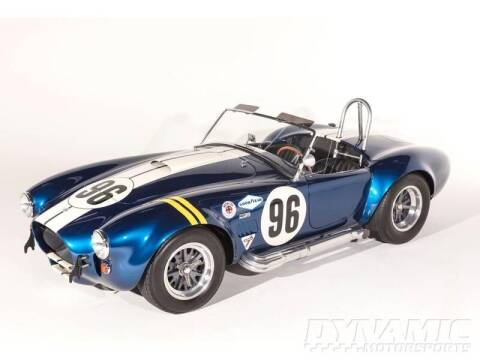 1965 Shelby CSX 3000 for sale at SW Dynamic Motorsports in Garland TX