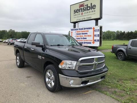 2014 RAM Ram Pickup 1500 for sale at Sensible Sales & Leasing in Fredonia NY