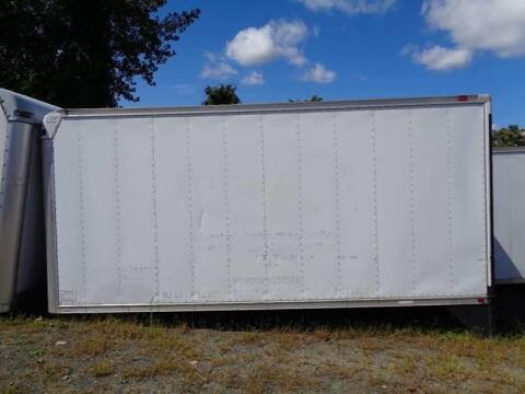 2011 Supreme  20ft Van Body for sale at Advanced Truck in Hartford CT