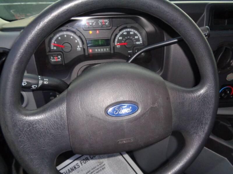 2011 Ford E-Series Wagon E-350 SD XL 3dr Extended Passenger Van - Palmyra NJ