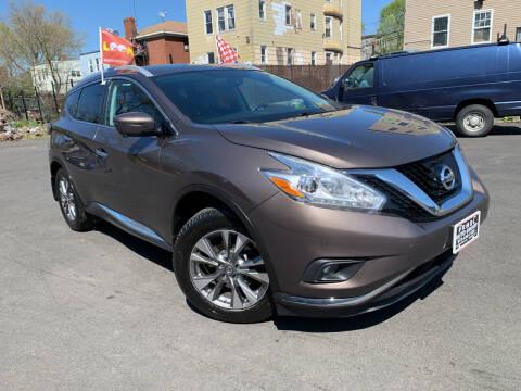 2016 Nissan Murano for sale at PRNDL Auto Group in Irvington NJ