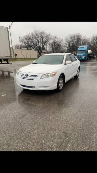 2008 Toyota Camry for sale at JORDAN & K INC. in River Grove IL
