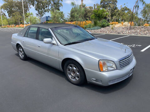 2001 Cadillac DeVille for sale at CAS in San Diego CA