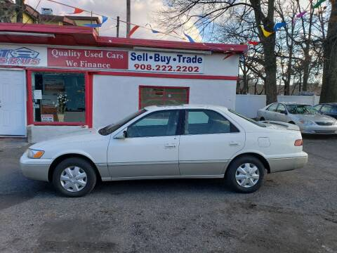 1999 Toyota Camry for sale at Best Cars R Us in Plainfield NJ