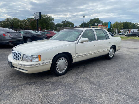 1998 Cadillac DeVille for sale at BWK of Columbia in Columbia SC