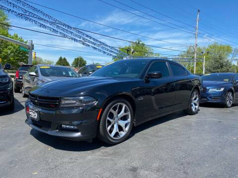 2015 Dodge Charger for sale at WOLF'S ELITE AUTOS in Wilmington DE