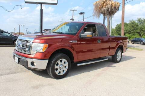 2014 Ford F-150 for sale at Flash Auto Sales in Garland TX