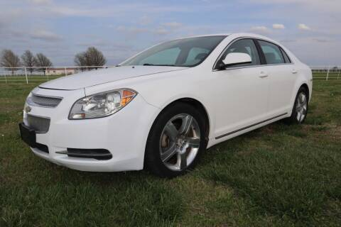 2011 Chevrolet Malibu for sale at Liberty Truck Sales in Mounds OK