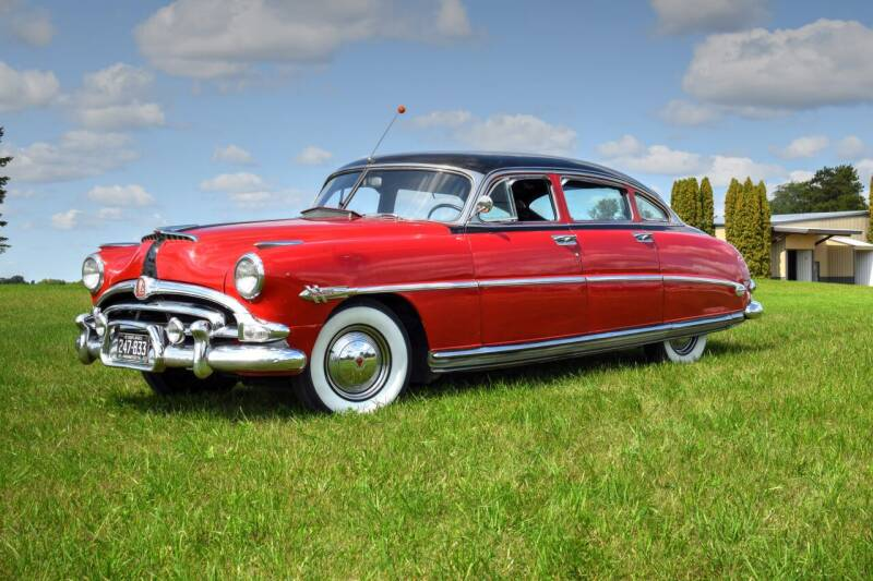 1953 Hudson Hornet for sale at Hooked On Classics in Watertown MN