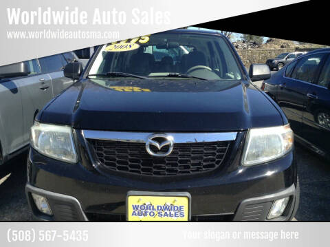 2008 Mazda Tribute for sale at Worldwide Auto Sales in Fall River MA
