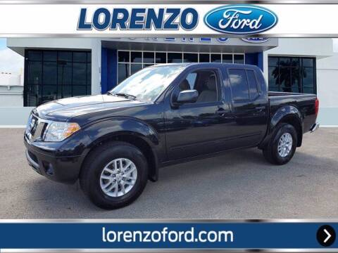 2021 Nissan Frontier for sale at Lorenzo Ford in Homestead FL