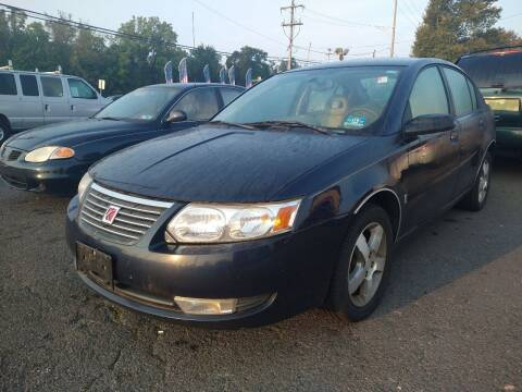 2007 Saturn Ion for sale at P J McCafferty Inc in Langhorne PA