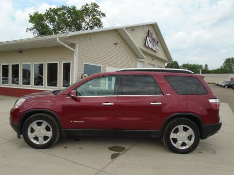 2007 GMC Acadia for sale at Milaca Motors in Milaca MN