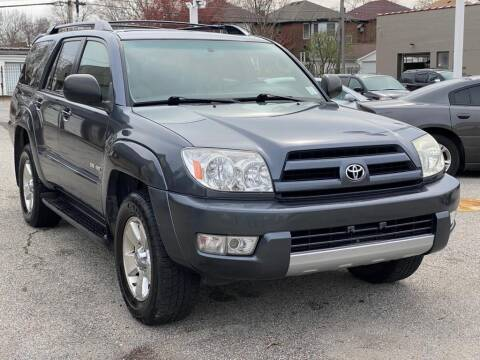 2004 Toyota 4Runner for sale at IMPORT Motors in Saint Louis MO