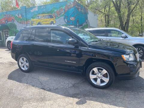 2013 Jeep Compass for sale at Showcase Motors in Pittsburgh PA