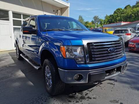 2012 Ford F-150 for sale at Legacy Auto Sales LLC in Seattle WA