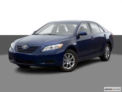 2007 Toyota Camry for sale at Kiefer Nissan Budget Lot in Albany OR