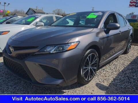 2019 Toyota Camry for sale at Autotec Auto Sales in Vineland NJ