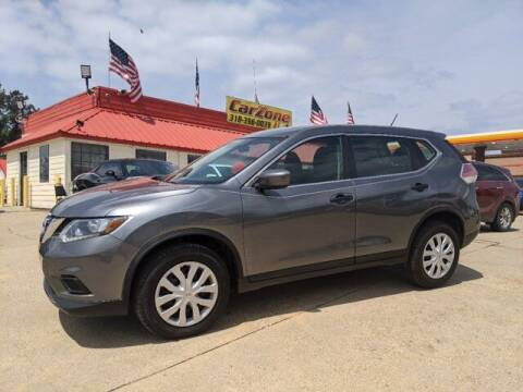 2016 Nissan Rogue for sale at CarZoneUSA in West Monroe LA