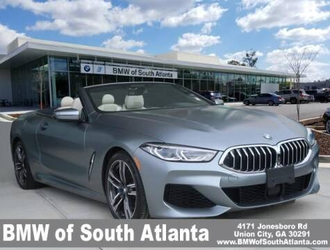2020 BMW 8 Series for sale at Carol Benner @ BMW of South Atlanta in Union City GA