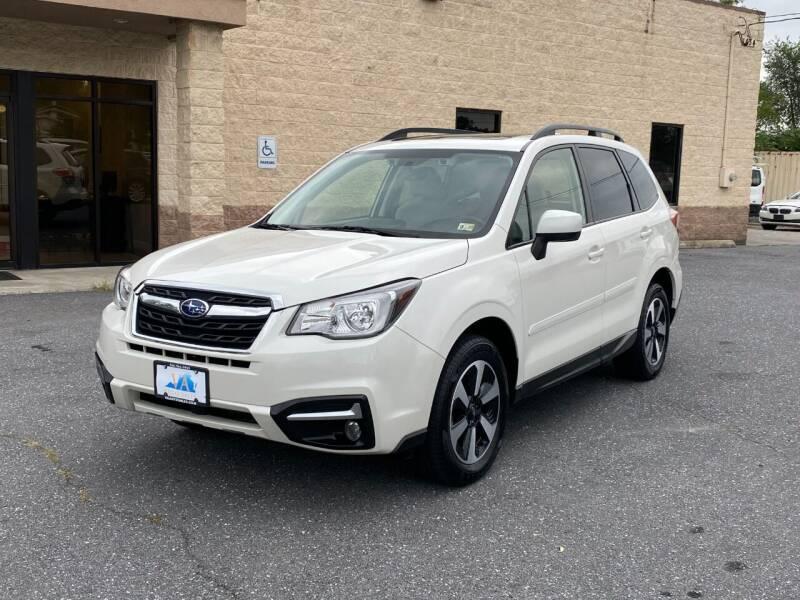 2017 Subaru Forester for sale at Va Auto Sales in Harrisonburg VA