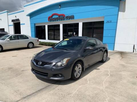 2011 Nissan Altima for sale at ETS Autos Inc in Sanford FL