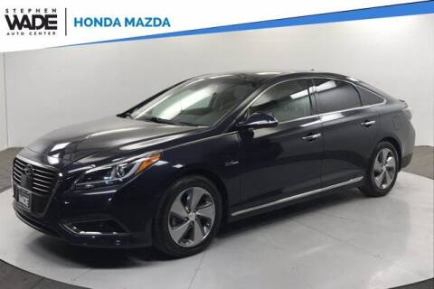 2017 Hyundai Sonata Hybrid for sale at Stephen Wade Pre-Owned Supercenter in Saint George UT