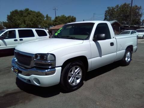 2003 GMC Sierra 1500 for sale at Larry's Auto Sales Inc. in Fresno CA