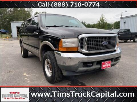 2000 Ford Excursion for sale at TTC AUTO OUTLET/TIM'S TRUCK CAPITAL & AUTO SALES INC ANNEX in Epsom NH