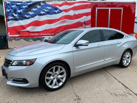 2014 Chevrolet Impala for sale at AutoSmart in Oswego IL