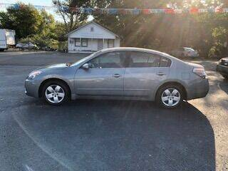 2008 Nissan Altima for sale at Howard Johnson's  Auto Mart, Inc. in Hot Springs AR