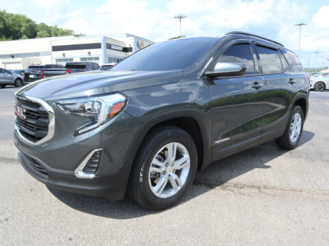 2019 GMC Terrain for sale at RUSTY WALLACE KIA OF KNOXVILLE in Knoxville TN