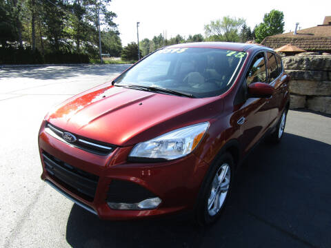 2015 Ford Escape for sale at Mike Federwitz Autosports, Inc. in Wisconsin Rapids WI